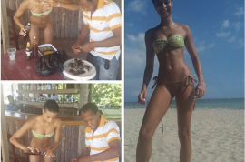 Pictures: Kaci Fennell, Miss Jamaica. Should she have won Miss Universe?