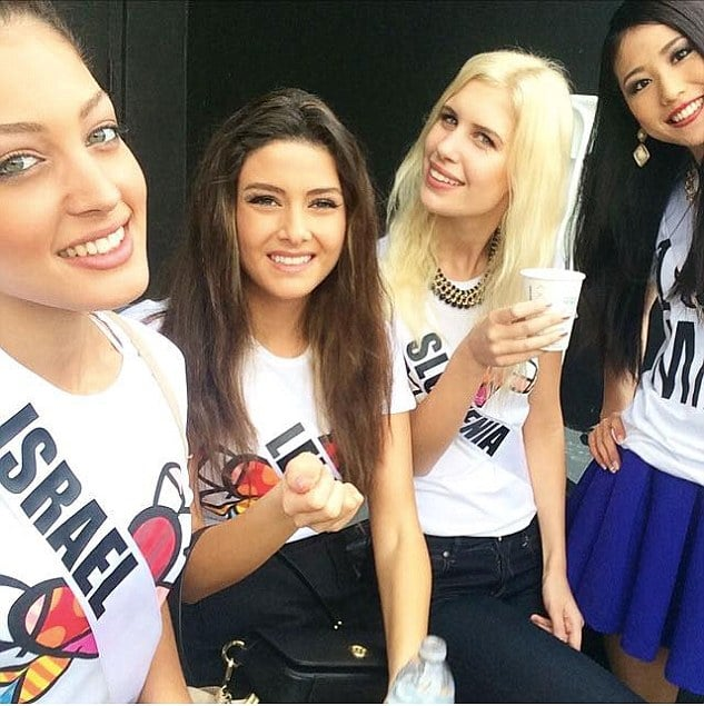 Miss Lebanon Saly Greige