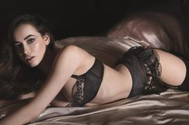 Oh really? Winter storm Juno triggers 500% surge in luxury lingerie online buying.