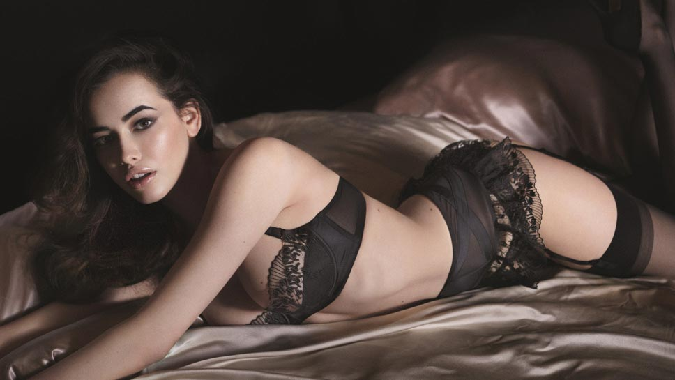 Winter storm Juno luxury lingerie