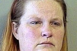 Melissa Kay Anderson forced ten year old boy to watch her have sex.