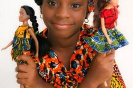 Queens of Africa, Nigeria dolls outselling Barbie after creator decided to create black doll.