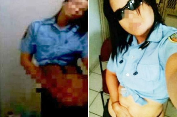 Limpopo Female Police Officer Pinky S E X VIDEO LEAKED