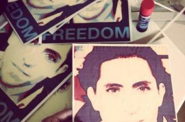 Raif Badawi, Saudi blogger to be publicly flogged cause he insulted Islam