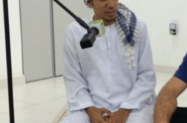 Mohammed Junaid Thorne justifies Charlie Hebdo killing: 'You started it'
