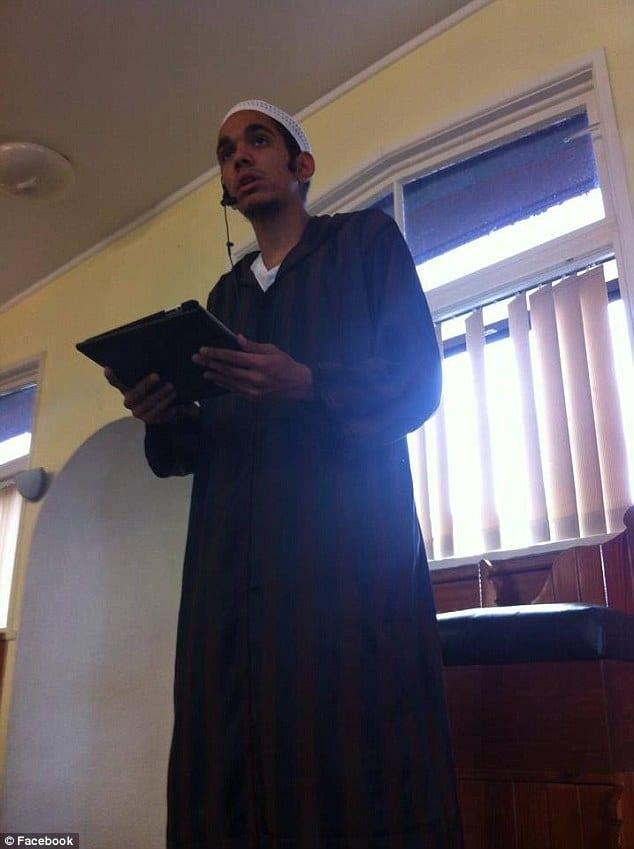 Mohammed Junaid Thorne