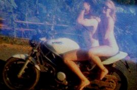 Video: Trio riding motorbike naked through Cambodia deported.
