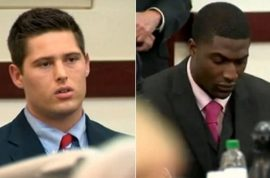 Ex Vanderbilt Football players guilty of rape. Not too drunk after all.
