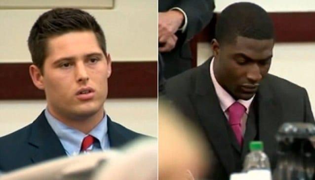 Ex Vanderbilt Football players guilty of rape
