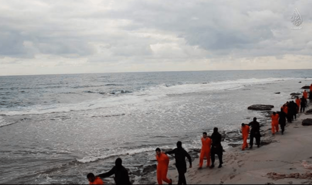 ISIS beheads 21 Egyptian Christians