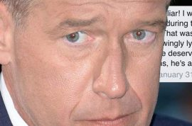 Brian Williams suspended. Truth, lies, videotape and the hypocrisy of NBC.