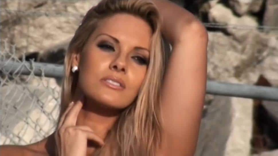 Bulgarian model arrested