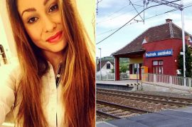 Jesika Tothova, Slovakian schoolgirl loses legs after lying down in front of train over bad grades