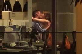 Christchurch office sex video: He's married, she's engaged and they didn't turn up to work