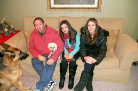 Why did Glen Hochman, retired cop kill daughters, then self? Suicide note clues.