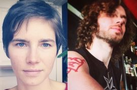 Colin Sutherland. Amanda Knox engaged to Brooklyn musician. But will it last?