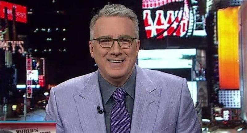 Keith Olbermann suspended