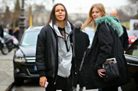 Super models Binx Walton and Lexi Boling bully Kendall Jenner. Tip of the iceberg?