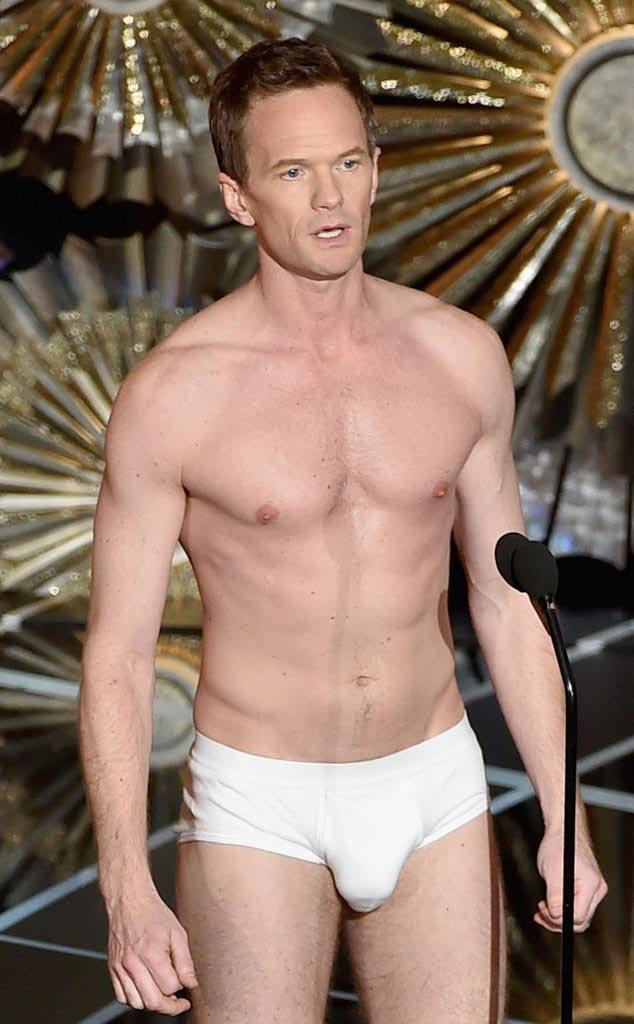 Neil Patrick Harris underwear Oscars