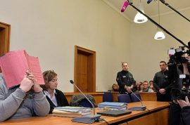 German nurse Niels H sentenced to life: 'I wanted to show off.'