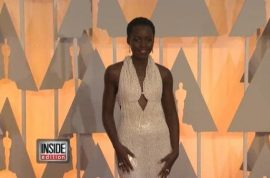 Lupita Nyong'o's $150K pearl Oscar dress stolen. Is she a suspect?