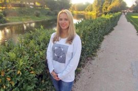Pictures: Evgenia Sviridenko, Russian woman killed by her iPhone