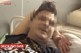 Dmitry Nikolaev, married Russian actor wakes up to find his testicles stolen