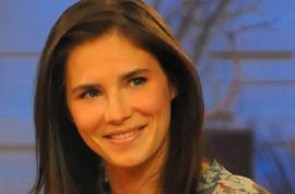 Amanda Knox acquitted but half of America still thinks she's guilty.