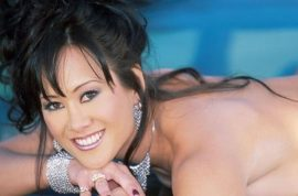 Pictures: Asia Carrera, porn star arrested for drink driving with daughter