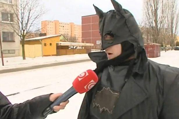 Slovakian Batman