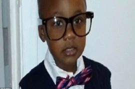 Codrick Beal, 4 year old boy shoots self dead. Who's at fault?