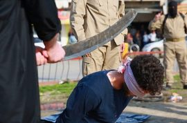 Pictures: ISIS beheads three gay men in Iraq. Two were a couple.