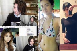 Pictures: Chinese women paid $2.7 million to play video games in scanty clothing