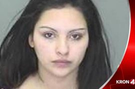 Jasmine M. Teltow, wife stabs husband after discovering nude photos on his cellphone.