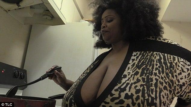 Kristy Love breasts 48NNN
