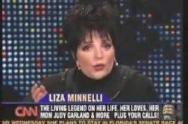 Liza Minnelli checks into rehab. Did she fall off the wagon again?