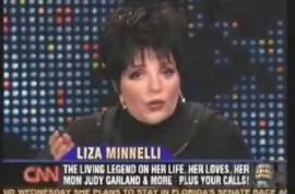 Liza Minnelli checks into rehab. Did she fall off the wagon again?