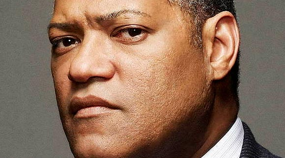 Laurence Fishburne mother