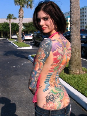 Michelle Vail