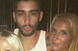Martina Olsson, Swedish model: 'I had sex with Zayn Malik.'