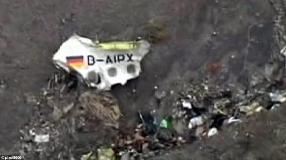 Germanwings plane 4U 9525