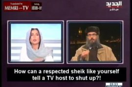 How Rima Karaki, Lebanese TV host stood up to sexist guest: 'Get off my show!'
