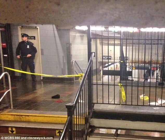 Retired Corrections officer fatally shoots subway rider