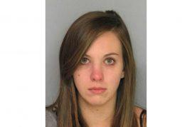 Alisen Nicole Mooney, teacher arrested drug dealing in parking lot
