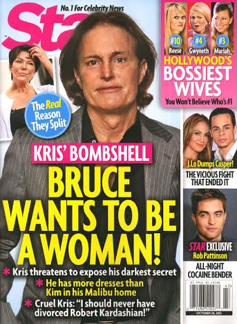 Bruce Jenner sex change operation