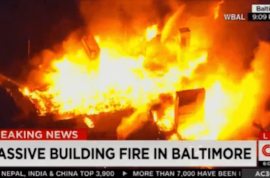 Baltimore riots: 'We will get you if you are not African American'