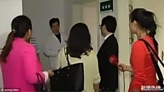 Chinese man's 17 secret girlfriends