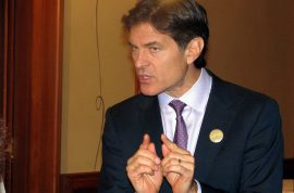 Should Dr Mehmet Oz be fired from Columbia? Is he a fraud?