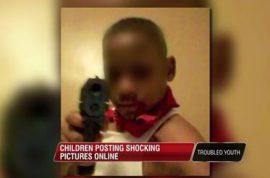 Memphis child on social media flashes guns, drugs: 'S*ck my d#ck!'