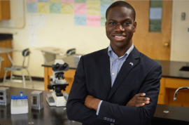 Harold Ekeh gets in to eight ivy league schools: Which one will he choose?